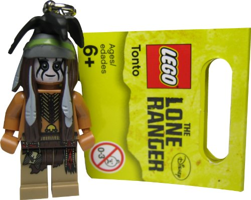 LEGO Lone Ranger: Tonto Keychain - 1
