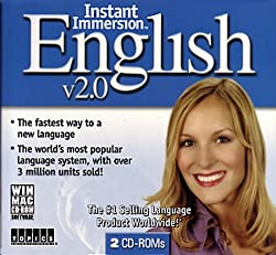 Topics Entertainment Instant Immersion English (2 CDs)
