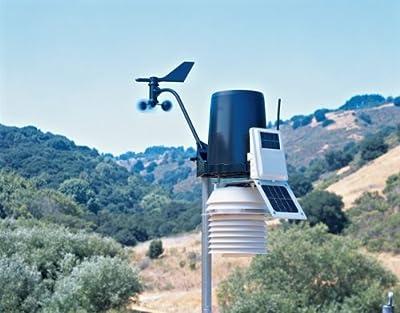 Davis Wireless Vantage Pro2 with 24-Hour Fan Aspirated Radiation Shield from Davis