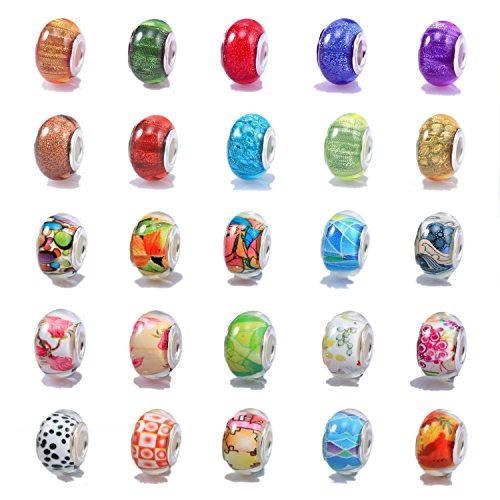 viki-lynn-mixed-resin-beads-compatible-with-most-major-charm-bracelets-assorted-colors-30-pcs