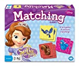 Sofia the First Matching Game