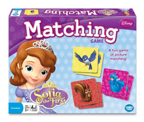 Imagen de Sofia El primer juego Matching