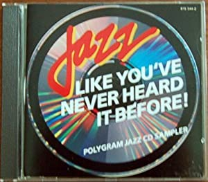 Various Jazz As You Like It
