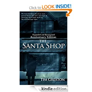 The Santa Shop, Anniversary Edition (Expanded and Reimagined) (The Samaritans Conspiracy)