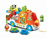 VTech Pull and Learn Car Carrier Pull Toy from VTech