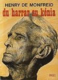 img - for Du Harrar au Kenia. A la poursuite de la liberte. book / textbook / text book