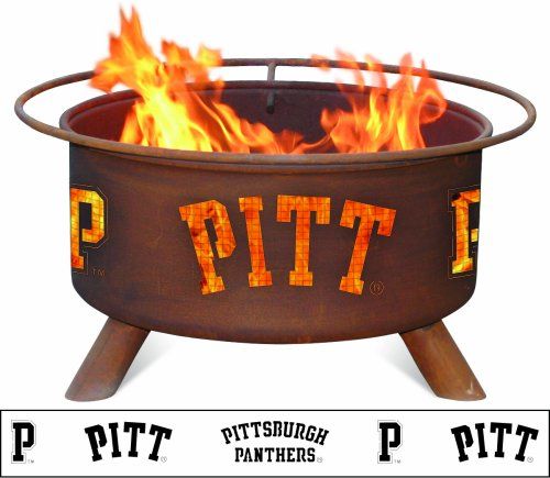 Patina Products University of Pittsburgh Patina Fire Pit