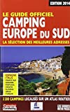 GUIDE OFFICIEL CAMPINGS EUROPE DU SUD 2014