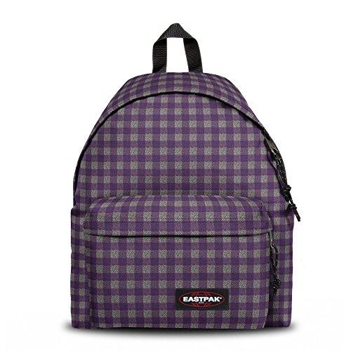 Eastpak Padded Pak'R Sac à dos, 24 L, Checksange Purple
