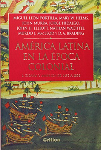 America Latina En La Epoca Colonial 1 (Spanish Edition) (Latinas In North America compare prices)