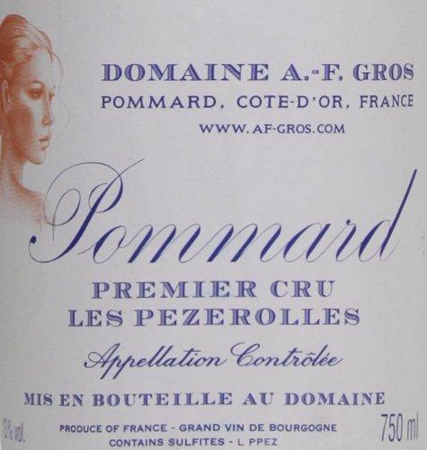 2007 Domaine A.-F. Gros Pommard Les Pezerolles Burgundy Pinot Noir 750 Ml