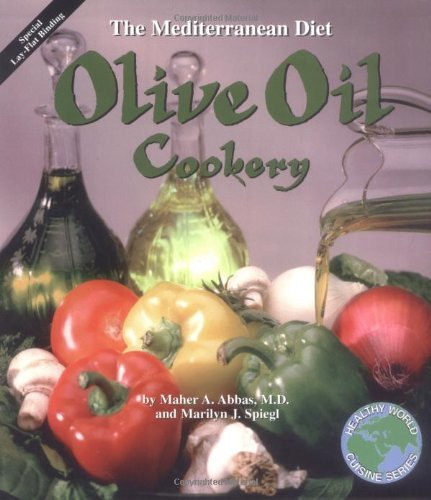 Olive Oil Cookery: The Mediterranean Diet