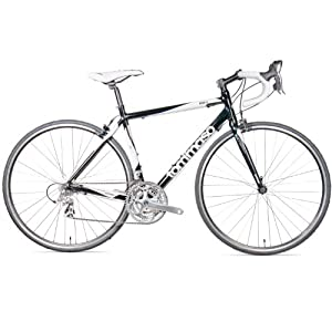 Tommaso Imola With Carbon Fork Road Bike (Sport Alu) , Black/White, 61cm