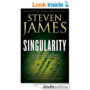Singularity (The Jevin Banks Experience Book #2): A Jevin Banks Novel
