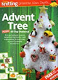 Alan Dart Christmas Advent Tree plus 25 Toy Patterns by Alan Dart Knitting Pattern Booklet (Simply Knitting Magazine Supplement)