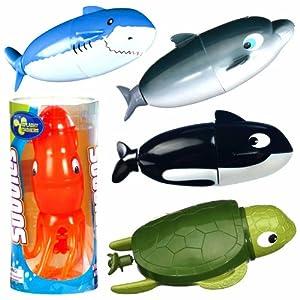 Super Subbie Animals Pool Toys - Assortment