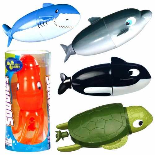 Super Subbie Animals Pool Toys - Assortment front-952803