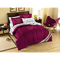 Virginia Tech Bed In a Bag by Northwest