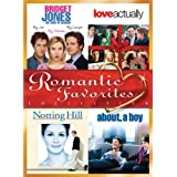 Romantic Favourites Collection: Bridget Jones: The Edge of Reason/Love Actually/Notting Hill/About a Boyby Hugh Grant