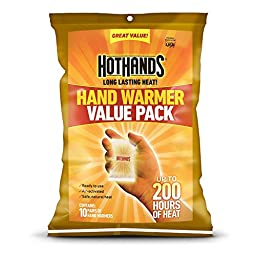 HotHands Hand Warmers 10 Pairs Economy Package