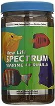 New Life Spectrum Marine Fish Formula 1mm Sinking Pet Food, 500gm