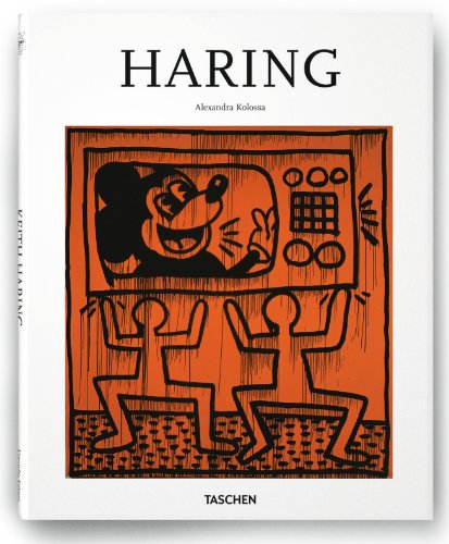 Keith Haring (Taschen 25th Anniversary Special Edition): Alexandra Kolossa: 9783836512565: Amazon.com: Books