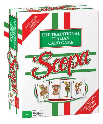 scopa card game rules