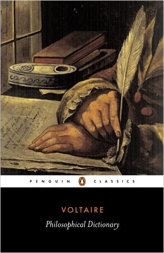 Philosophical Dictionary (Penguin Classics) written by Francois Voltaire