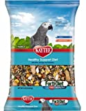 Kaytee Forti Diet Pro Health Food for Parrots, 8-Pound Bag Reviews