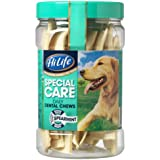 HiLife Special Care Daily Dental Dog Chews Spearmint '3 x Jars - Total 36 Chews'