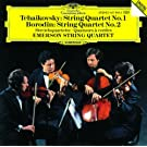 Tchaikovsky: String Quartet No.1 / Borodin: String Quartet No.2