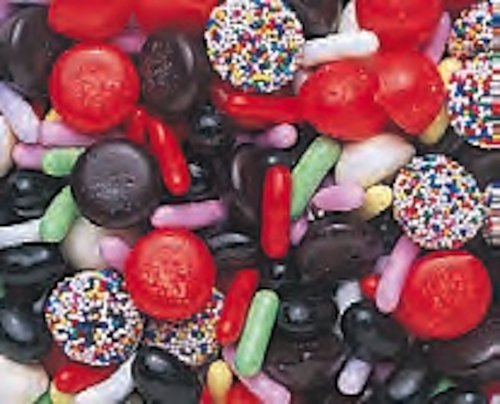 Jelly Belly Licorice Bridge Mix, 1 Pound (Jelly Belly Black Licorice compare prices)