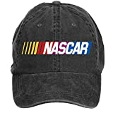 Classic Shrt Washed Adjustable NASCAR Symbol Cotton Sport Baseball Caps For Unisex