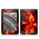Decalgirl Kindle Touch Skin -  Flower of Fire (does not fit Kindle Paperwhite)