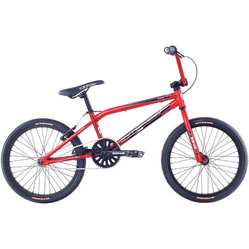 intense moto pro steel bmx race bike red 20in types of bikes. Black Bedroom Furniture Sets. Home Design Ideas