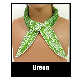 Bandanna ICE SCARF summer camping COOL accessories wear