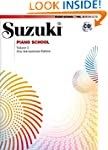 Suzuki Piano School, Vol 2: Book and CD