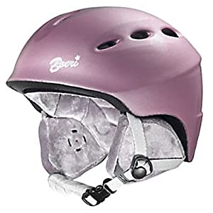 Buy Boeri Siren Plush Ladies Helmet by Boeri