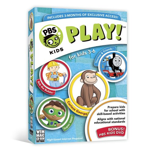 PBS Kids Play!