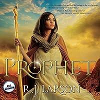Prophet (       UNABRIDGED) by R.J. Larson Narrated by Brooke Heldman