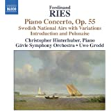 Ries: Piano Concertos, Vol. 2