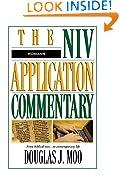 Romans (The NIV Application Commentary)