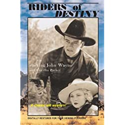 Riders Of Destiny John Wayne