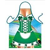 ICONIC APRONS NOVELTY IRISH DANCER APRON BBQ KITCHEN APRONCOOKING APRONIRISH GIFT