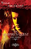 The Vampire&#39;s Quest