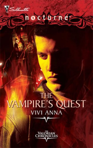 Image of The Vampire's Quest (Silhouette Nocturne (Numbered))