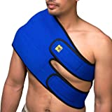 Body Glove 90148 Pro Thermal Body Wrap, Blue, Unisize