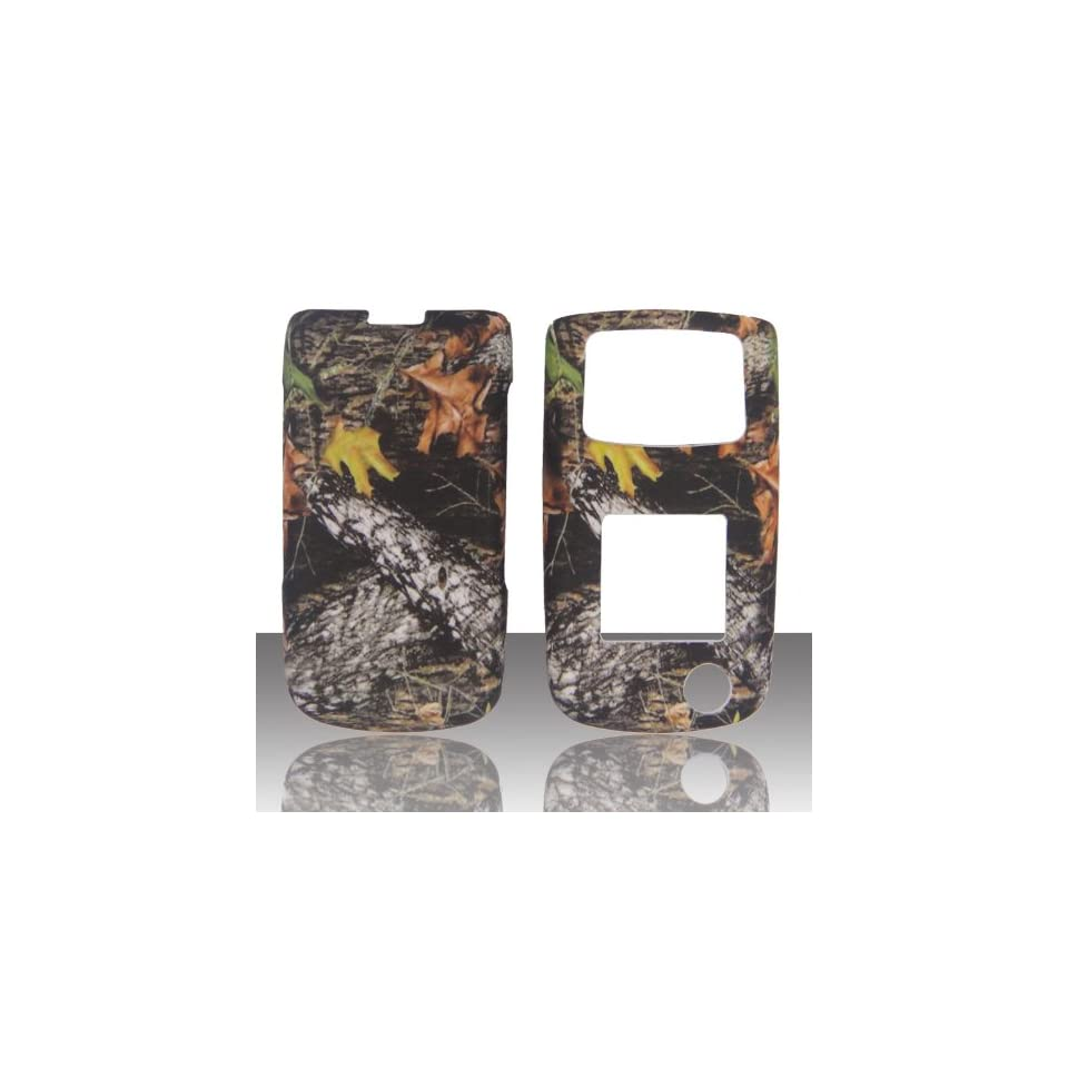 Camo Stem Samsung SGH Rugby II 2 A847 AT&T Case Cover Phone Snap on Cover Case Faceplates
