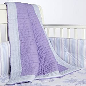 Childrens Nursery Bedding on Amazon Com  Pottery Barn Kids Isabelle Nursery Bedding  Baby