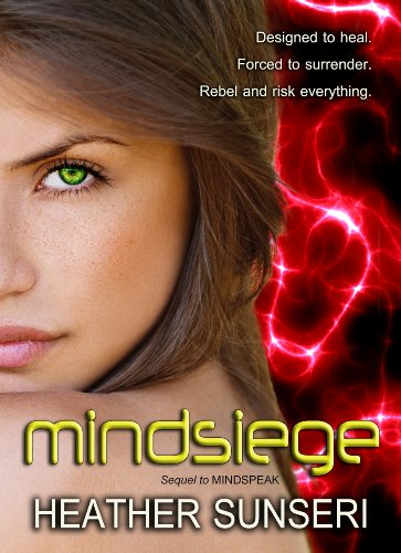 Mindsiege (Mindspeak Series, Book #2)
